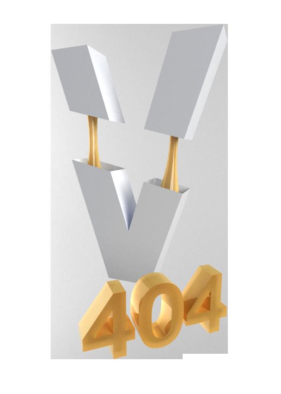 Visual404 # 3